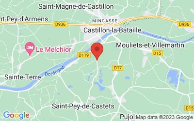 63 Picarot, 33350 Saint-Pey-de-Castets, France