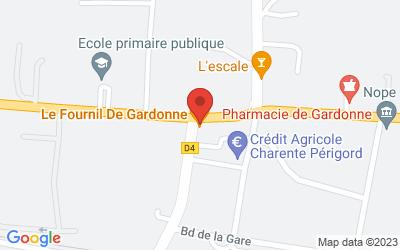 26 Avenue du Périgord, 24680 Gardonne, France