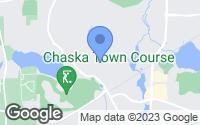 Map of Chaska, MN