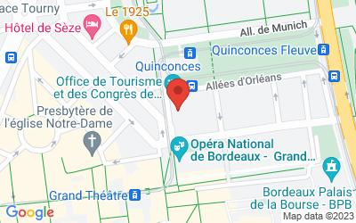 8 Cours du 30 Juillet, 33000 Bordeaux, France