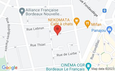 60 Rue Huguerie, 33000 Bordeaux, France