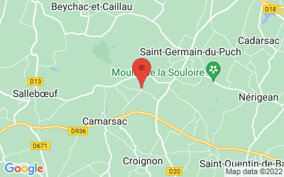 9 Chemin des Jonqueyres, 33750 Saint-Germain-du-Puch, France