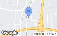 Map of Eau Claire, WI