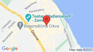 Vasa precica map