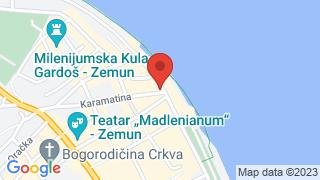 Сент Андреа map