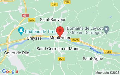 24520 Mouleydier, France