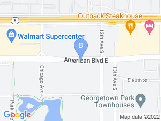 Map of Lucky Dog Pet Lodge Dog Boarding options in Minneapolis | Boarding