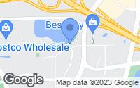 Map of Eden Prairie, MN