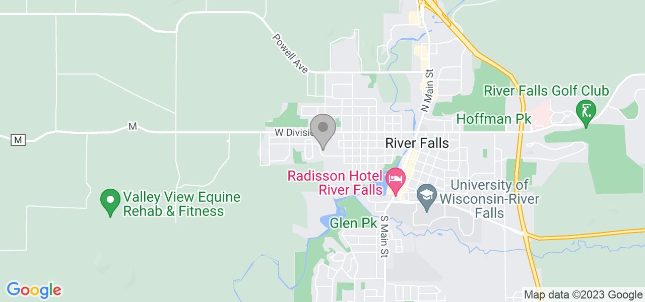 1139 W Maple St, River Falls, WI 54022, USA