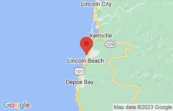 Map of Bella Beach
