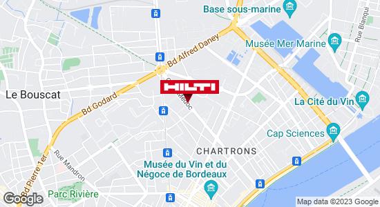 Hilti Store Bordeaux / Plateforme Noé