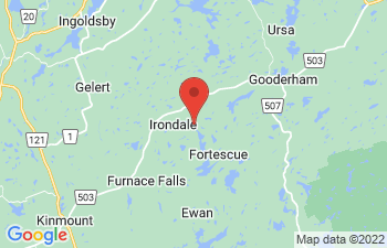 Map of Irondale