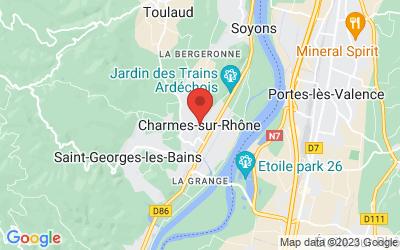 Charmes-sur-Rhône, France