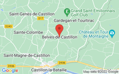 33350 Belvès-de-Castillon, France