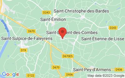 Château Gueyrot, 33330 Saint-Emilion