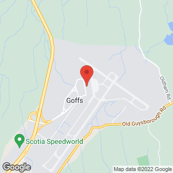 Map of Tim Hortons at 1 Bell Blvd, Enfield, NS B2T 1K2