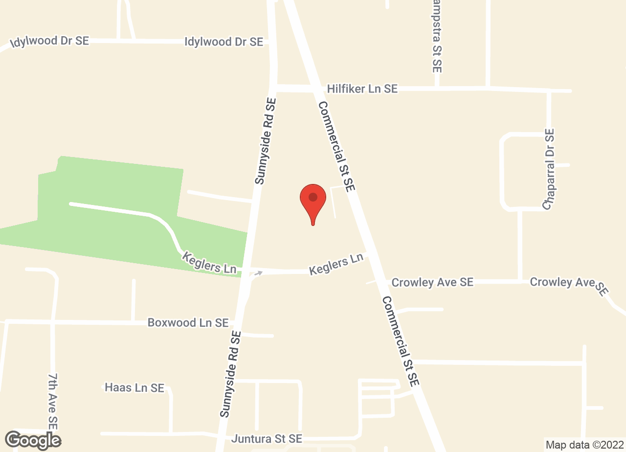 Google Map of VCA Vitality Animal Hospital