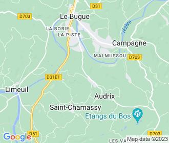 Route de Proumeyssac