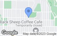 Map of South Saint Paul, MN