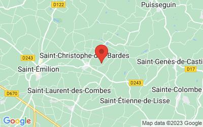 lieu-dit fombrauge, D243, 33330 Saint-Christophe-des-Bardes, France
