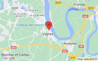 Place du Général de Gaulle  33870 VAYRES