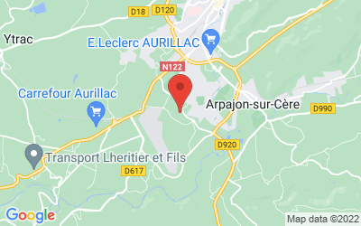 14 Avenue du Garric, 15000 Aurillac, France