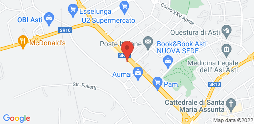 Directions to Marjurè Bio Pizzeria
