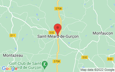 24610 Saint-Méard-de-Gurçon, France