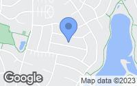 Map of Woodbury, MN
