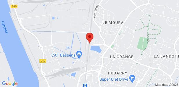 Terrains à l'achat ou à la location sur le port de Bordeaux - Terminal portuaire de Bassens (33)