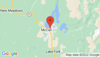 Map of McCall