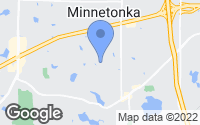 Map of Minnetonka, MN