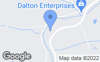 Map of Dallas, OR
