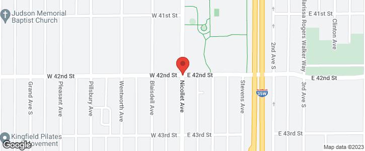 4118 Nicollet Avenue Minneapolis MN 55409