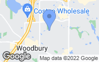 Map of Woodbury, MN