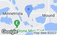 Map of Minnetrista, MN