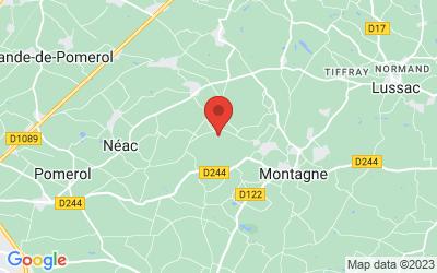 La Bastienne  33570 MONTAGNE