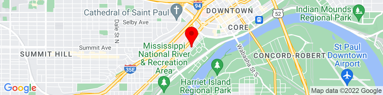 Google Map of 44.9413754, -93.1048675