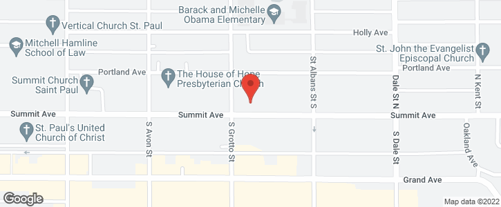 729 Summit Avenue Saint Paul MN 55105