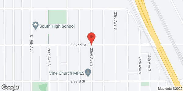 3153 22nd Avenue Minneapolis MN 55407