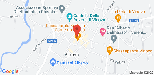 Directions to Perla - Sushi Bistrot