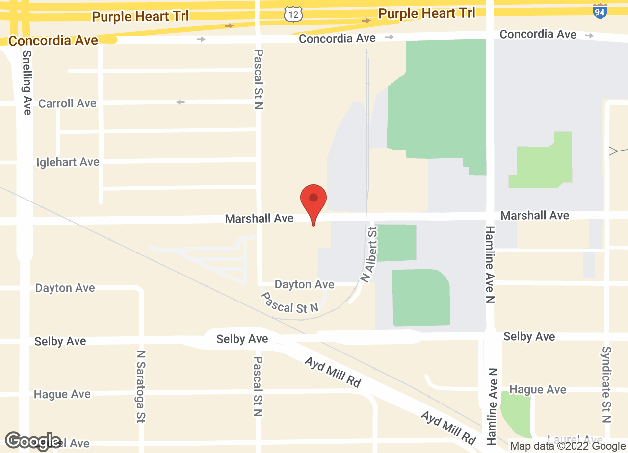 Google Map of VCA Feist Animal Hospital
