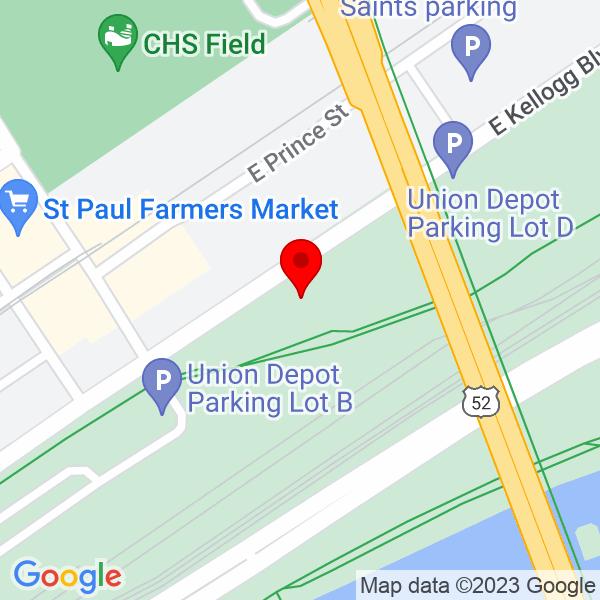 Union Depot Lot C West Map