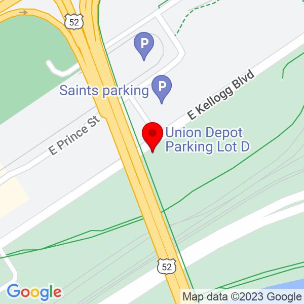 Union Depot Lot C East Map