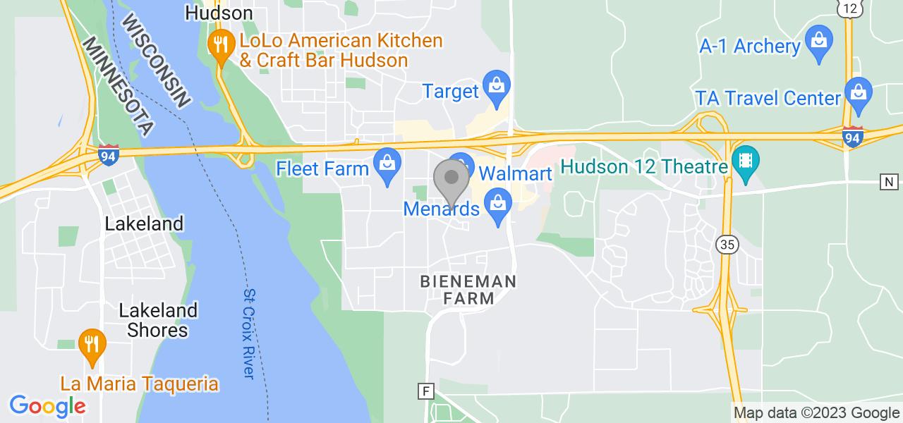 2241 Namekagon St, Hudson, WI 54016, USA