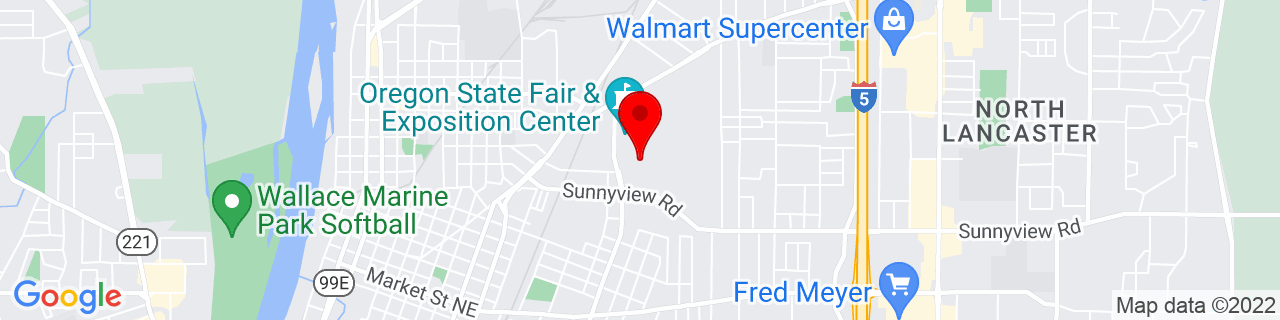 Google Map of 44.95820579999999, -123.0092821