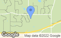 Map of West Lakeland Township, MN