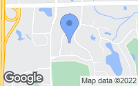 Map of Oakdale, MN