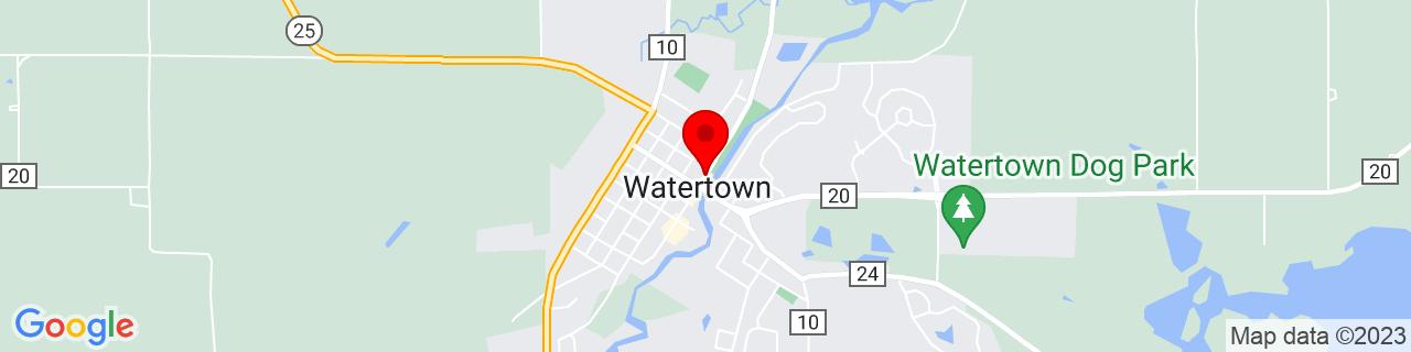 Google Map of 44.9641941, -93.8466054