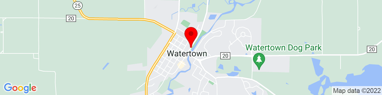 Google Map of 44.9647661, -93.8460917